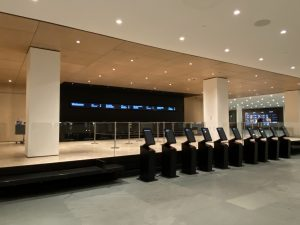 MoMA Ticketing platform and kiosks