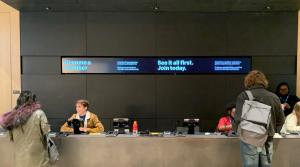 MoMA Member Desk